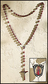 Wall Rosary - Catholic Home Decor gifts page.