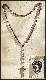 Wall Rosary   Catholic Home Decor Gifts Page