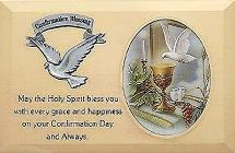 Image of Confirmation Photo Plaque gift