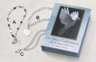Confirmation Bracelets by Creed