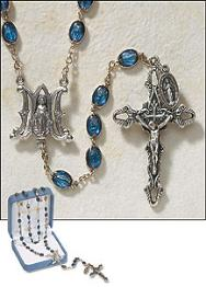 Image of Miraculous Medal Rosary by Ghirelli