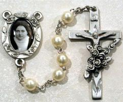 St. Therese Photo Rosary